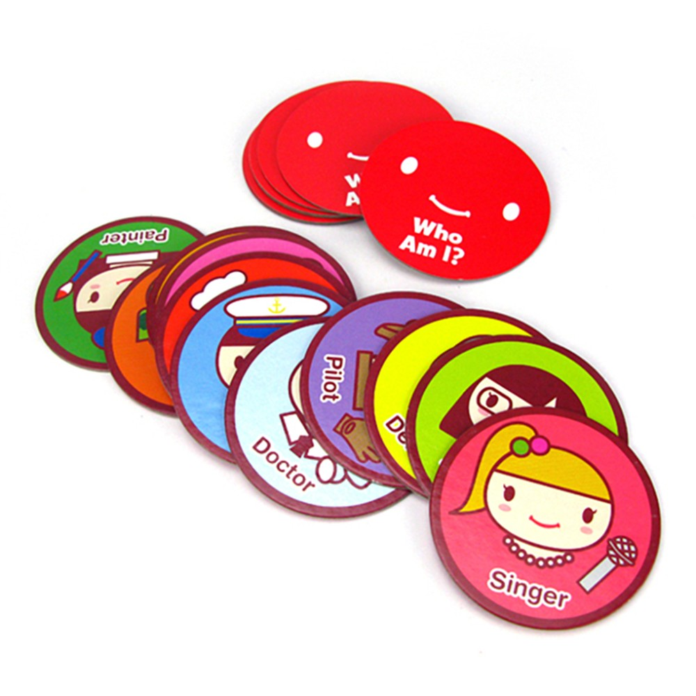 Aha Designs Matching and Guessing Game Educational Toy
